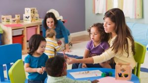 hiring child care staff