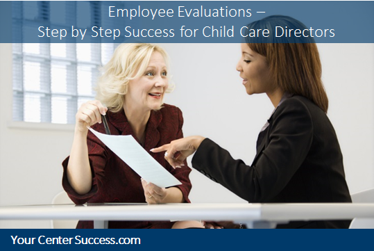 Employee Evaluations - Step by Step Success (Part 2 of 4)