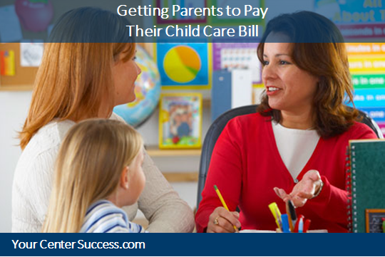 Parents Paying for Child Care