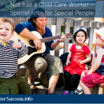 Not just a Child Care Worker