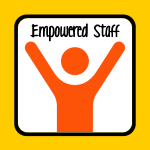 Empowered Staff
