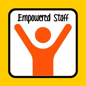 Empowered Staff